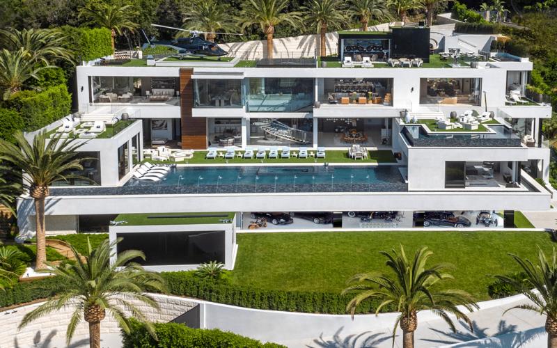 Najdroższy dom w AmeryceNajdroższy dom w Ameryce