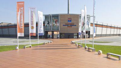 stadion Termalica Nieciecza