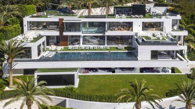 Najdroższy dom w Ameryce