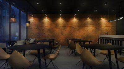 aranżacja restauracji